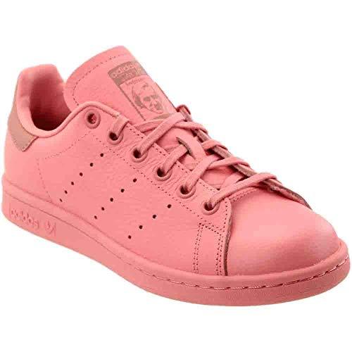 adidas Kid's Stan Smith Pastel TACROS/TACROS/RAWPIN 5.5 -
