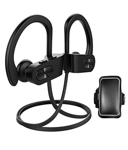 Mpow - Auriculares Deportivos con Bluetooth