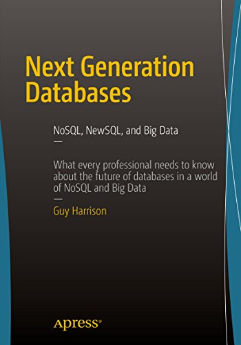 Next Generation Databases: NoSQLand Big Data (Western Basen)