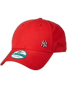 A NEW ERA Era Flawless Logo Basic 940 Gorra de béisbol, Unisex Adulto, Rojo (Red), One Size (Tamaño del Fabricante...