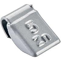 Wuchtgewichte Stahlfelgen 5g | 100x Schlaggewichte silber beschichtet | Auswuchtgewichte Stahlfelgen Schlaggewicht Stahl