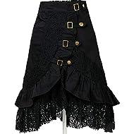 cc64c2a63d LIMITA Women s Party Club Punk Gothic Retro Black Lace Skirts