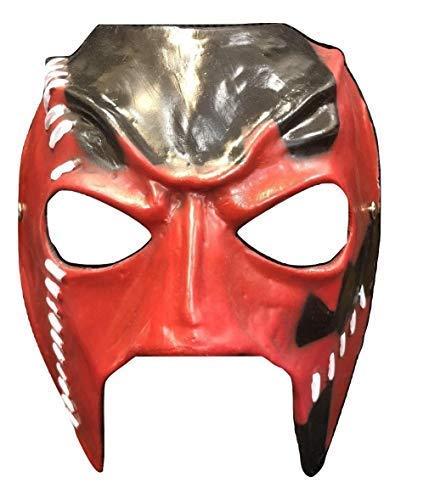 UK Kane Hardcore Glasfaser Wwe Wwf Wrestling Kostüm -
