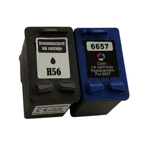 2cartucce d' inchiostro per HP Deskjet 450Deskjet 5850Officejet 4105sostituisce HP