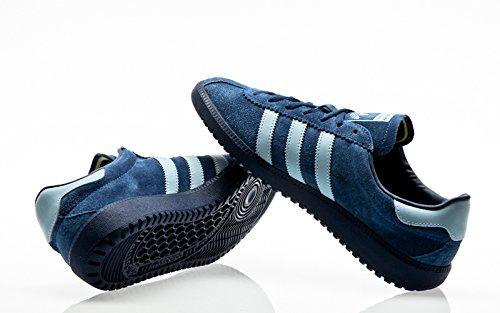 adidas Unisex-Erwachsene Bermuda Turnschuhe blau (Azumis / Clear / Azumis)