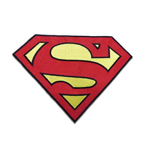 Parches - XL Superman Logo - rojo - 14
