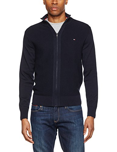 tommy-hilfiger-adrien-pull-uni-homme-bleu-midnight-medium
