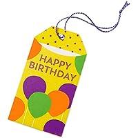 Amazon.de Geschenkgutschein in Geschenkanhänger (Happy Birthday) - mit kostenloser Lieferung am nächsten Tag