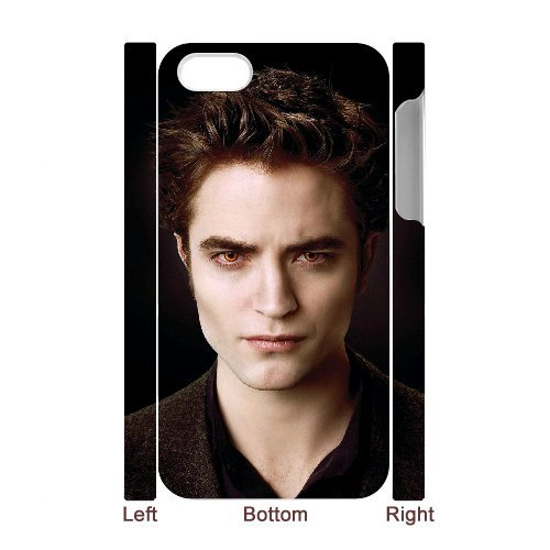 LP-LG Phone Case Of Edward Cullen For Iphone 5C [Pattern-6] Pattern-2