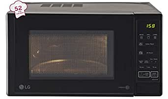 LG 20 L Grill Microwave Oven (MH2044DB, Black)