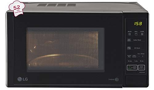 LG Grill Microwave MH2044DB Black