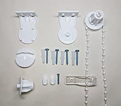 Roller Blind Fittings Replacement Repair Kit 25mm Child Safe Spare