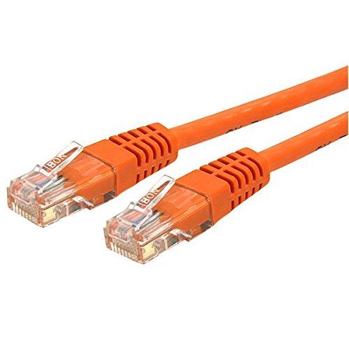 Cat6 Ethernet-Kabel Orange 25 ft (25ft Cat6 Ethernet-kabel)