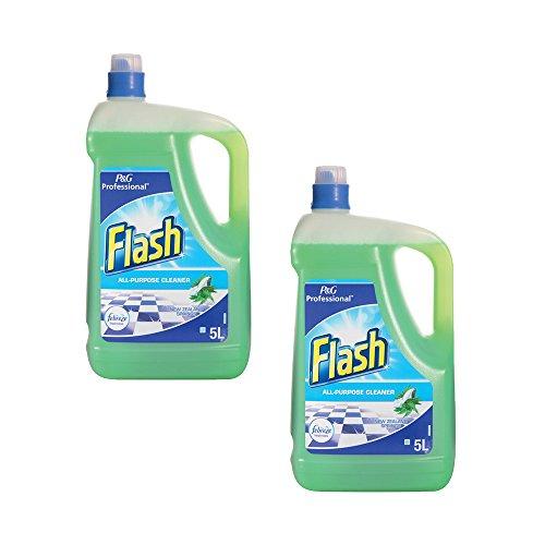 2-x-flash-all-purpose-cleaner-5-litre-new-zealand-springs-fabreze-multi-surface-floor-bath-shower-bi