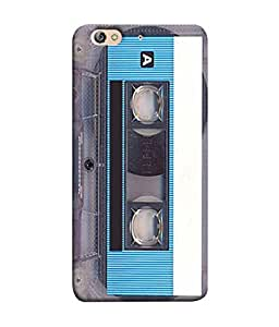 Gionee Elife S7 Back Cover Cassette Icon Design From FUSON