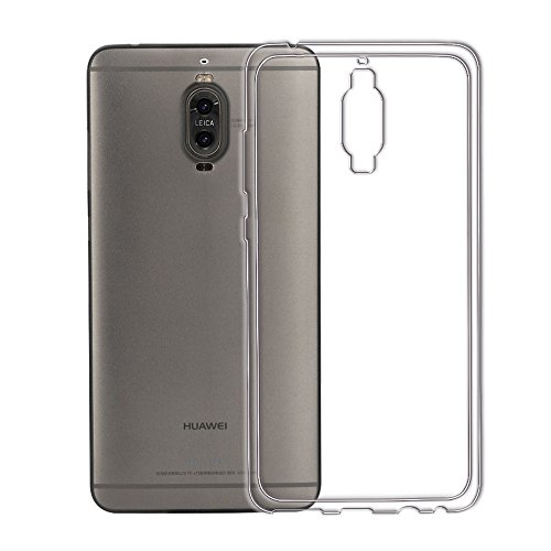 Minto Ultradünn TPU Hülle iPhone 8 Plus / iPhone 7 Plus Silikon Schutzhülle Handyhülle Case Crystal Cover Durchsichtig transparent 0.6mm Mate 9 Pro