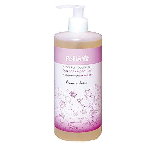Pollie aceite post-depil.500ml.rosa mosqueta