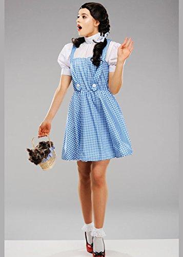 s Zauberer von Oz Dorothy Kostüm Teen Size ()