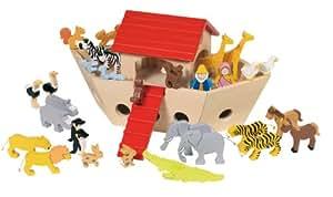 GoKi Wooden Noahs Ark Set
