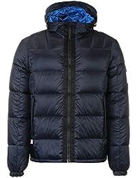 Karrimor Mens k100 Puffer Jacket Padded Coat Top Hooded Zip Regular Fit Warm