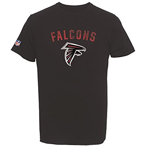 Majestic BRADLER Fan Shirt - NFL Atlanta Falcons black - XXL