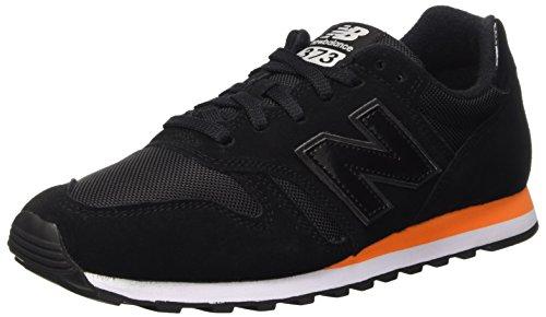 New Balance 373, Scarpe Running Uomo, Nero (Black 001), 42.5 EU
