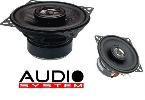 Audio system mXC 100 Enceinte Smart forTwo 450 modèles 09/00-08 à l'avant