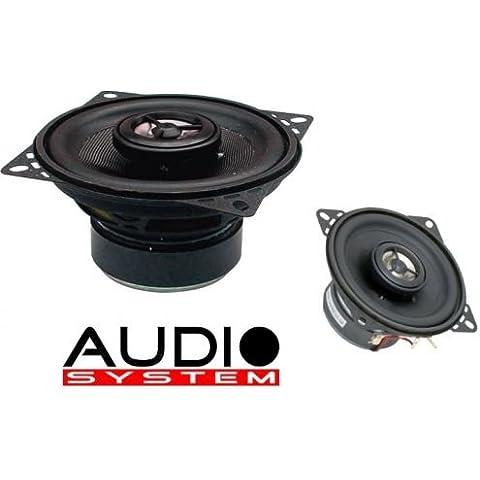 Sistema Audio MXC 100Plus altoparlante 10cm Opel Corsa D dal 2006posteriore