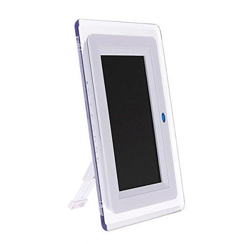 MYAMIA 7 inch Tft-Lcd Digital Movies Frame Mp3 Mp4 Player Alarm Licht