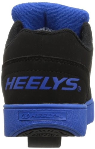 Heelys Straight Up Kids/Big Jungen/Herren Black/Royal