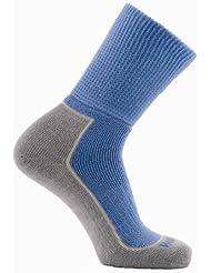 Horizon Unisex Socken Lady Hiker, gedämmte Support-Socken