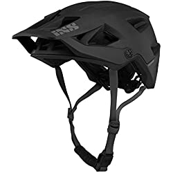 IXS Trigger Am Casco montaña Adulto Unisex, Negro, ML (58 – 62 cm)