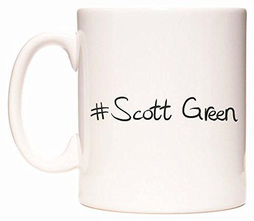 #Scott Green Tasse de WeDoMugs, Divers