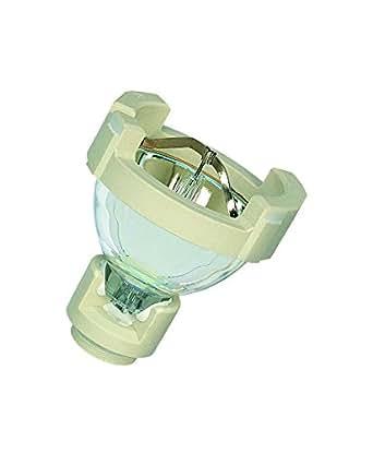 Osram HTI 400W/24 2X1 Lampe aux Halogénure Métallique avec Réflecteur