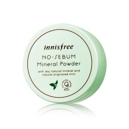 Innisfree, No sebum mineral powder 8.5g. (Oil paper powder, sebum control)