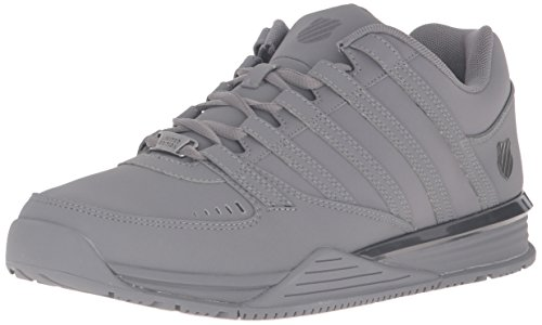 K-Swiss BAXTER, Sneakers basses homme Gris