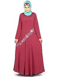 MyBatua Muslim Attire Samiyah Abaya Burka Hijab