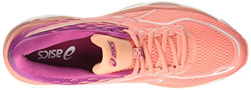 Asics Gel-cumulus 19 (2a), Scarpe Da Running Donna Rosa (begonia Pinkbegonia Pinkbaton Rouge 0606)