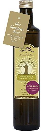 Terra Canis Goldrausch wertvolle Ölmischung, 1er Pack (1 x 250 ml)