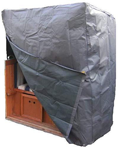 Strandkorbhülle XXL Travira Schutzhülle für Ihren 160cm Breiten Strandkorb aus Oxford 420D Gewebe