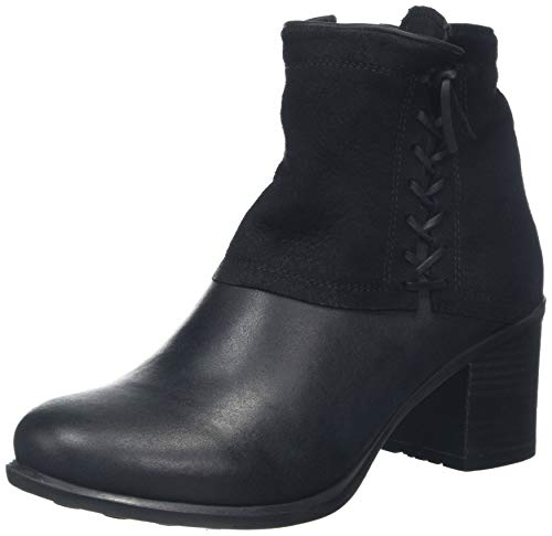 Fly London IADI474FLY, Botines para Mujer, Negro Black 000, 37 EU