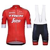 Sports Thriller Rider XiXiMei EU Stile 9 Mountain Bike Abbigliamento Manica Corta per Uomo Ciclismo Magliette Manica Corta e Pantaloncini Combinazione X-Large