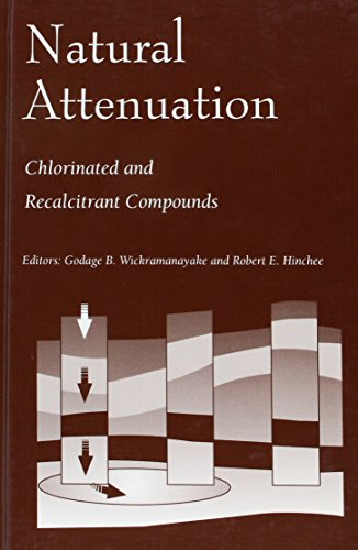 Natural Attenuation: Chlorinated and Recalcitrant Compounds