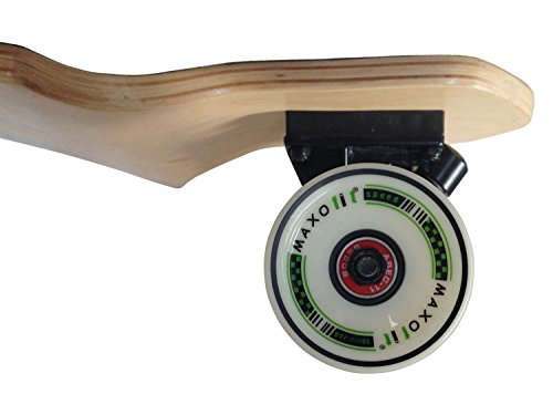 MAXOfit Deluxe Cruiser Longboard (Atomic No.3) Sonderaktion -