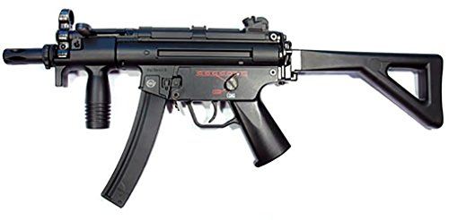 Galaxy Airsoft MP5 PDW Heckler & Koch Noir AEG (0.5 J) G5