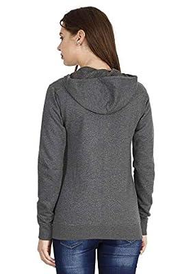 FLEXIMAA Women's Cotton Hoodie