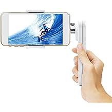 GizmoVine X-CAM SIGHT2 2-ejes Estabilizador de Mano para Smartphone Teléfonos Inteligentes Móviles para iPhone iPhone6/6s/6 plus/6s plus/Samsung/Galaxy/Huawei/LG(Pantalla de móviles entre 5.5 pulgadas)