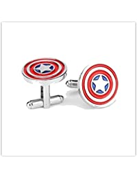Gemelos, diseño de Capitán América