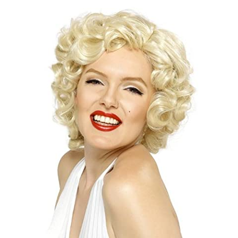 Perruque Marilyn Monroe Blond