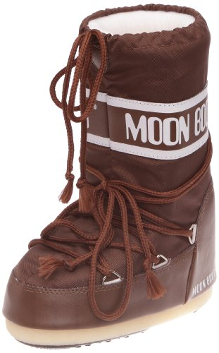 Moon Boot Nylon brown 050 Unisex 27-30 EU Schneestiefel